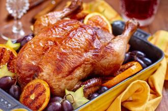صوره صينية الدجاج بالفرن بالخلطة السرية