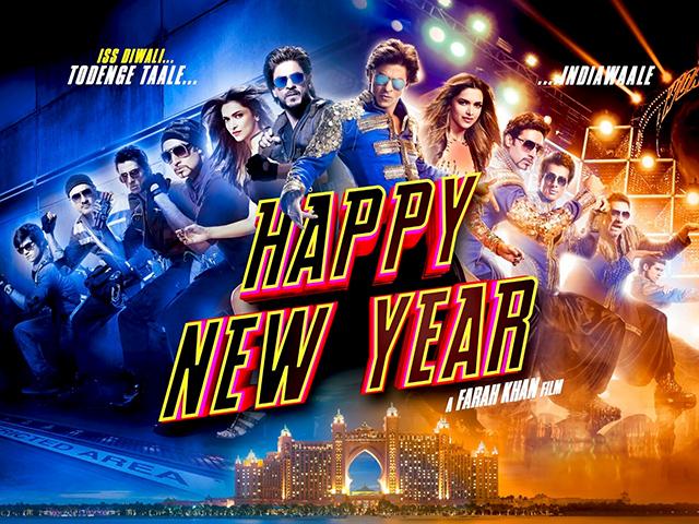 صوره الفيلم الهندي happy new year