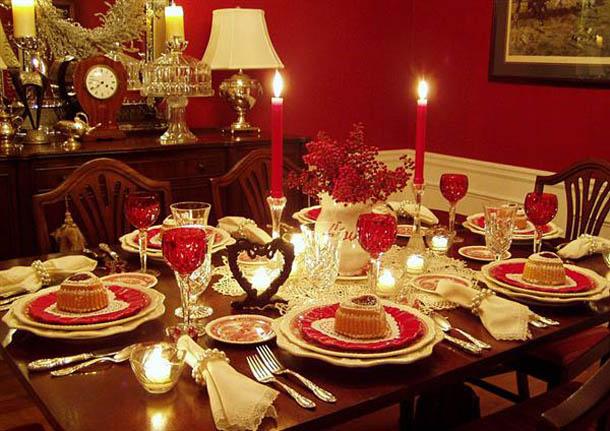 صوره كيف تصنعي عشاء رومانسي