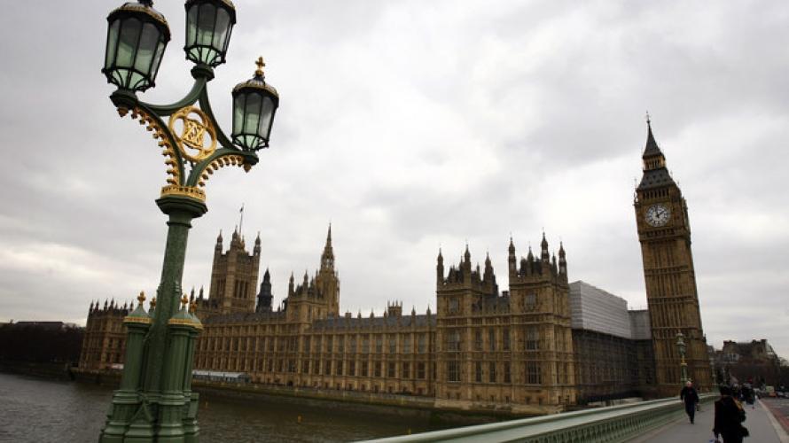 صوره معلومات عن النظام السياسي البريطاني