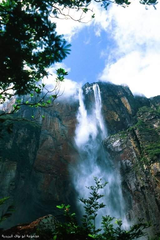 صور اطول شلال في العالم