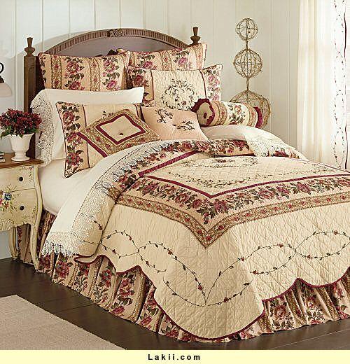 بالصور اجمل مفارش سرير للعروسة بكل الالوان 1db5c7a04057f691c5acd1c57cb10e80