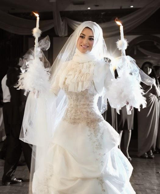 بالصور فساتين محجبات زفاف 2019 44efed4463502e736a820dabaeeec9be