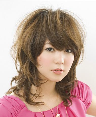 صوره اجمل تسريحات شعر كورية