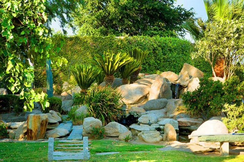 بالصور حدائق فلل وتصميمات روعة 5ce0930b97ec0919b1d1dfad65dd2b8b