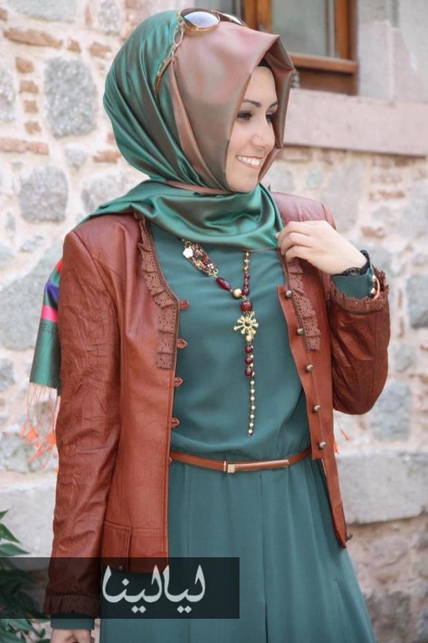 بالصور بارقى التصميمات لبس محجبين كول حديثة لبس محجبين كول 5dfaf51b32f6c5eeb5abfa908fa94aa7