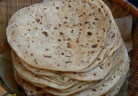 صوره طريقة عمل عيش الصاج الخبز المشهور في بلاد الشام