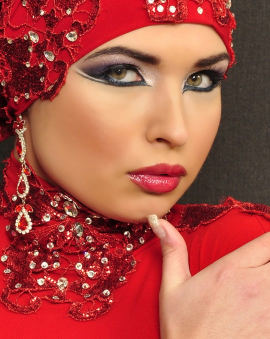 بالصور حجابات للمناسبات اختاري الي بيناسب فستانك 2019 97a540642979e9c53be22ef75bfa2e3d