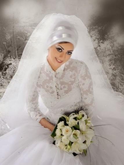 بالصور فساتين محجبات زفاف 2019 b6ed331aad1f806fed410cb21eade9d9