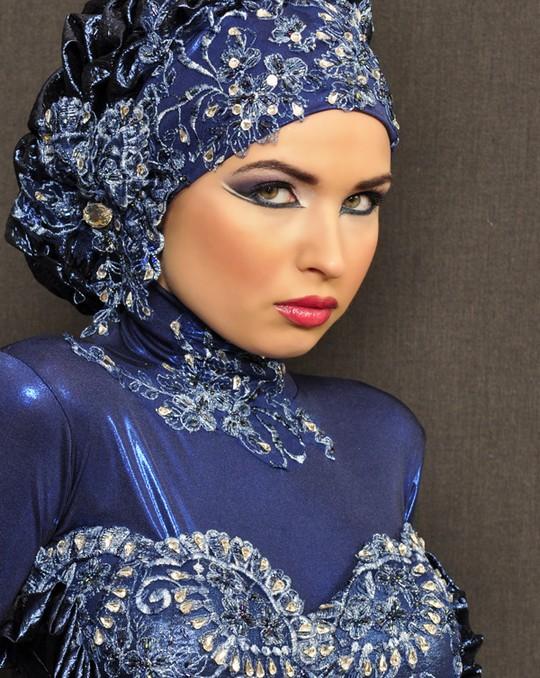 بالصور حجابات للمناسبات اختاري الي بيناسب فستانك 2019 bb5f1acfae4eddf0574e6c1052caba16