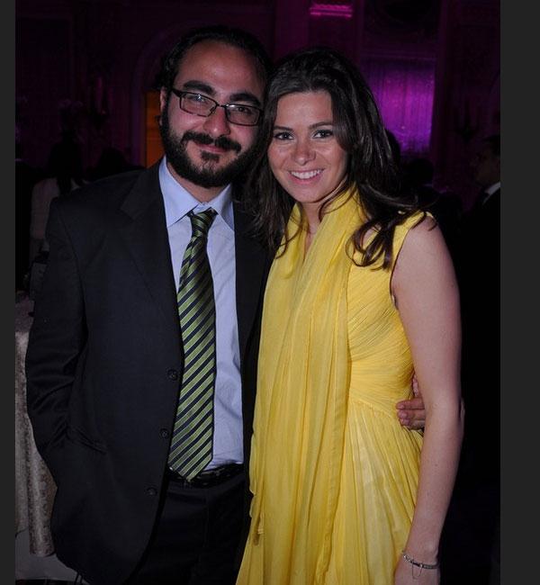 صوره زواج يسرا اللوزى صورة حديثة لها