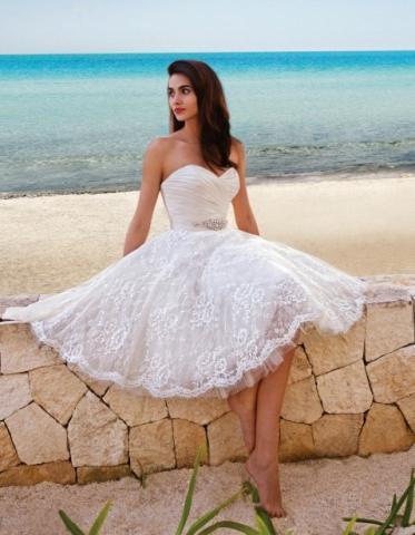 بالصور فساتين زفاف غير تقليدية d072555d7913905d9582474419eae161