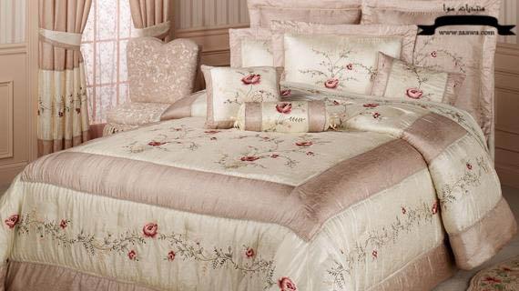 بالصور غطاء سرير مودرن للعرائس ebda5a238a3caecfb53949788935ec0f