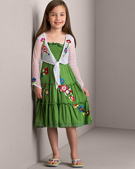 ملابس اطفال جديدة للعيد اجمل بنات