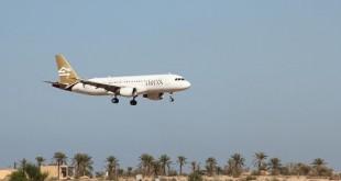 صور الخطوط الجوية الليبية مواعيد الرحلات