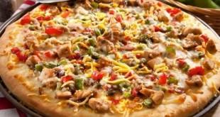 صوره طريقة بيتزا منال العالم
