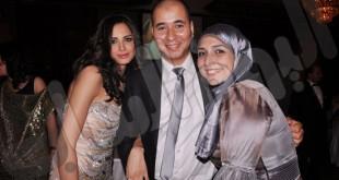 صورة صور امال ماهر وزوجها