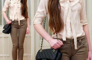 صور ملابس لبنات الجامعة كيوت خالص