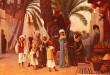 بالصور افضل قصص وحكايات وروايات Boulanger Gustave Clarence Rodolphe A Tale of 1001 Nights 110x75