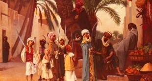 بالصور افضل قصص وحكايات وروايات Boulanger Gustave Clarence Rodolphe A Tale of 1001 Nights 310x165