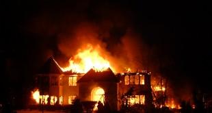 صور تفسير رؤيا حلم حريق البيت