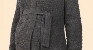صوره احدث الملابس الشتوية للحوامل