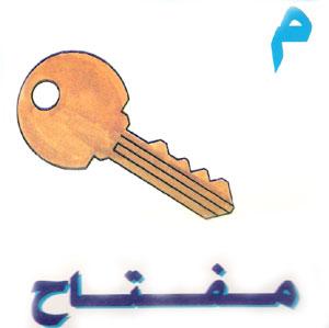 صورة كلمات تبدا بحرف الميم ومعنى حرف الميم