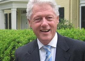 صوره الرئيس السابق بيل كلينتون صور