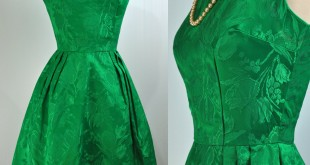صوره تفسير فستان اخضر في المنام