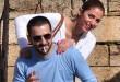 بالصور صور المخرج ناجي طعمي والممثلة كنده حنا syria drama 25032013 1 110x75