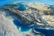 صور خريطة كاملة لتضاريس العالم