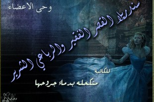 صوره رواية سندريلا القصر الفقير والرباعي الشرير