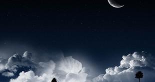صور كلمات عن الليل همسات فى هدوء الليل