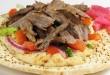 بالصور شاورما دجاج منال العالم طريقة عمل شاورما اللحم 110x75