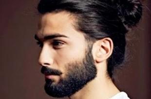 صوره تسريحة الشعر الطويل للرجال