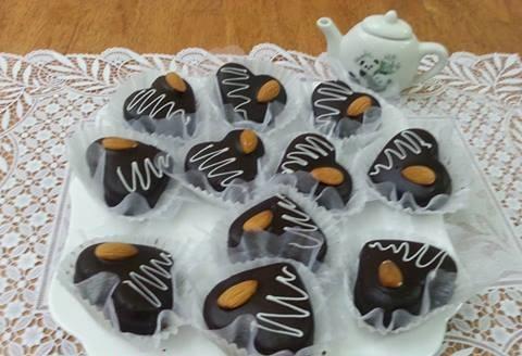 صور حلويات سهلة واقتصادية بالشوكولاتة