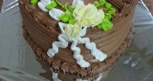 صور طريقة عمل كيك اسفنجي بالشوكولاته