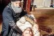 صوره مشهد اعدام الامير مصطفى
