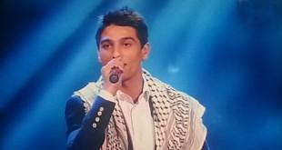صورة علي الكوفية محمد عساف mp3 , احدث الاغاني المصرية التي احدثت ضجة