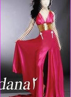 صور طريقة تصميم فستان سهره (من الالف الى الياء)