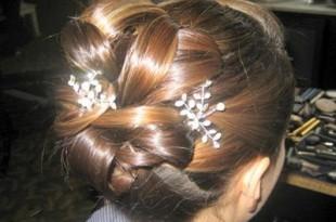 صور تسريحات مميزة  الشعر للفتيات الصغيرات