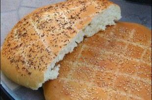 صوره طريقة عمل الخبز التركي