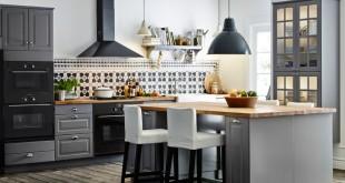 بالصور مطابخ ايكيا المشهورة عالميا 2015 IKEA kitchens wonderful 310x165