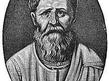 بالصور ما هو تاريخ البربر 220px Augustine of Hippo 220x165