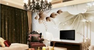 صوره ورق جدران ثلاثي الابعاد لغرف النوم