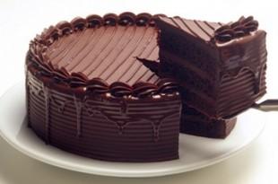 صور طريقة عمل كيكة بالشوكولاته