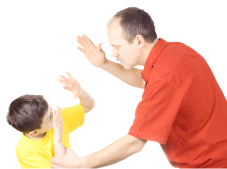 صور ما هي نتائج ضرب الاطفال