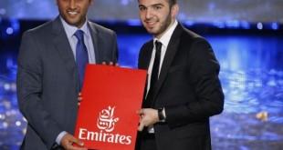 بالصور لحظة فوز حازم شريف الموسم الثالث من Arab Idol 331 310x165
