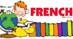 صورة كلمات باللغة الفرنسية ومعناها بالعربية