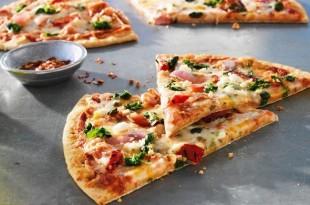 صوره كيفية تحضير البيتزا في المنزل